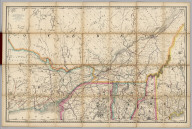 Rand, McNally & Co.'s New Shippers' Railroad Map of the United States. Scale: 8 miles to one inch. Showing all railroads, each in a separate color, and all railroad stations in large, plain type. This is the Montreal section, only, of the above-named map. (Below the neatline) Rand, McNally & Co.'s New Shippers' Railroad Map of the United States, Copyright, 1888 by Rand, McNally & Co. Copyright, 1891 by Rand, McNally & Co.