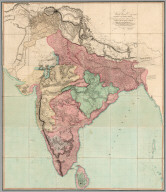 Composite: Map of India.