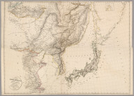 Composite: Map of the Island of Japan, Kurile &c
