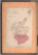 Index Map: Volume 1: Index to the Ordnance Survey of Scotland, Scale 1 inch to a mile