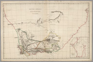 South Africa delineated from various documents.