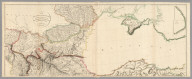 Upper Sheet: A Map of the Environs of Constantinople.