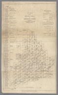 Index Map: Index to the Ordnance Survey of England and Wales.