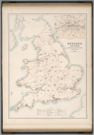 England and Wales to Illustrate the Military Condition of the Country.