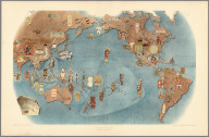 Plate III. Art Forms of the Pacific Area. Pageant of the Pacific.