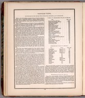 Text Page: Tabular views, illustrating the character, formation, height, &c. of cataracts