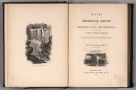Title Page: Report of a Geological Survey of Wisconsin, Iowa and Minnesota