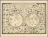 Dogs of All Nations Map.