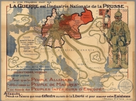 La guerre est l'industrie nationale de la Prusse. (War is the National Industry of Prussia).