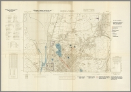 Street Map of Barrow in Furness, England with Military-Geographic Features. BB 8a.