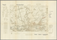 Street Map of Preston, England with Military-Geographic Features. BB 8c.