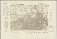 Street Map of Blackburn, England with Military-Geographic Features. BB 9g.