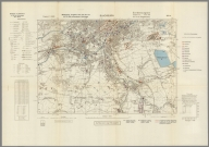 Street Map of Blackburn, England with Military-Geographic Features. BB 9h.