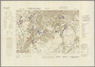 Street Map of Oldham, England with Military-Geographic Features. BB 12c.