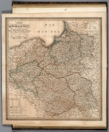 XXXVII. Kingdoms of Poland ... East and West Prussia and Posen.
