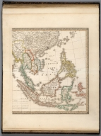 XLV. East Indies (Eastern Sheet). Philippines, Indonesia, Thailand.