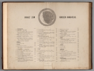 Index Page: Content to the Great Hand-Atlas.
