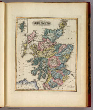Scotland. / Lucas, Fielding Jr. / 1823