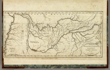 Browse All Atlas Map Of Tennessee David Rumsey Historical Map - Us colored road map