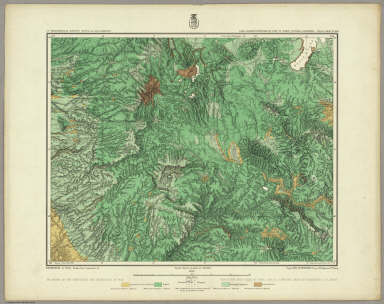 Land Classification Map Of Part Of North Central California. Atlas Sheet No. 47(A). Issued June 30th 1881. Weyss, Maxson & Heideman Del. Expedition of 1878, Under the Command of Capt. Geo. M. Wheeler, Corps of Engineers, U.S. Army. U.S. Geographical Surveys West Of The 100th Meridian.