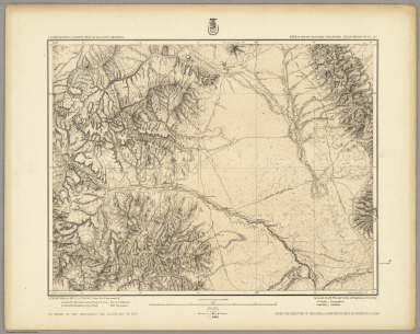 Part Of South Western Colorado, Atlas Sheet 61 (D.). Issued Jan. 10th 1878. Weyss, Lang & Herman Del. Expeditions of 1873, 74, 75 & 76, Under the Command of 1st. Lieut. Geo. M. Wheeler, Corps of Engineers, U.S. Army. Executive Officers and Field Astronomers: 1st. Lts., Corps of Engrs. W.L. Marshall and Eric Bergland. Topographical Assistants: J.C. Spiller and Louis Nell. U.S. Geographical Surveys West Of The 100th Meridian.
