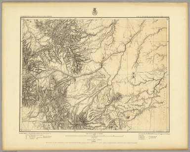 Part Of Southern Colorado, Atlas Sheet No. 62 (C). Issued Mar. 14th 1878. Weyss, Lang & Herman, Del. Expeditions of 1873, 1874, 1875 & 1876, Under the Command of 1st. Lieut. Geo. M. Wheeler, Corps of Engineers, U.S. Army. Executive Officers & Field Astronomers: 1st. Lieuts. Corps of Engrs. W.L. Marshall and Eric Bergland, 9th Infantry W.L. Carpenter, 13th Infantry S.E. Blunt. Topographical Assistants: Louis Nell, G. Thompson, F.O. Maxson and E.J. Sommer. U.S. Geographical Surveys West Of The 100th Meridian.
