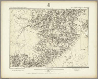 Part Of Southern California Atlas Sheet No. 73 (A). Expeditions of 1875 & 1878 Under the Command of 1st. Lieut. Geo. M. Wheeler. Corps of Engineers, U.S. Army. Executive Officers & Field Astronomers: 1st. Lieut. C.W. Whipple, Ordnance Corps. and 2nd Lieut. Willard Young, Corps of Engrs. Topographical Assistants: Frank Carpenter and William A. Cowles. U.S. Geographical Surveys West Of The 100th Meridian.