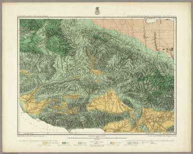 Land Classification Map Of Part Of S.W. California, Atlas Sheet No. 73 (C.). Issued Febr'y 23d 1881. Weyss, Nell & Rock, Del. Expeditions of 1875 & 1878 Under the Command of 1st. Lieut. Geo. M. Wheeler, Corps of Engineers, U.S. Army. U.S. Geographical Surveys West Of The 100th Meridian.