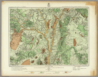 Land Classification Map Of Part of Central New Mexico, Atlas Sheet No. 77. Issued June 30th 1882. Weyss, Spiller and Rock. Del. Expeditions of 1873, 74, 75, 76, 77 & '78 Under the Command of 1st. Lieut. Geo. M. Wheeler, Corps of Engineers, U.S. Army. Executive Officers and Field Astronomers, U.S. Army: 2nd Lieut. A.H. Russell, 3rd Cav., 1st Lieuts. C.C. Morrison 6th Cav., P.M. Price Corps of Engr's. and Rogers Birnie, Jr. 13th Infy. Topographical Assistants: Max Schmidt, E.J. Sommer, Gilbert Thompson, Frank Carpenter, F.A. Clark, Anton Karl, F.O. Maxson and E. Gillette. U.S. Geographical Surveys West Of The 100th Meridian.