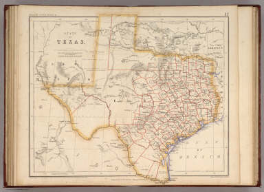 State Of Texas. / Rogers, Henry Darwin ; Johnston, Alexander Keith, 1804-1871 / 1857