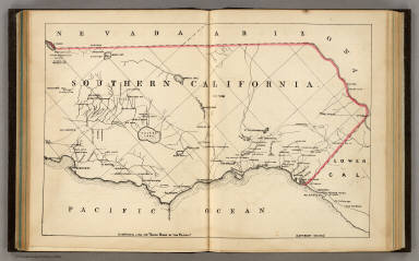 Southern California. / Holdredge, Sterling M. / 1866