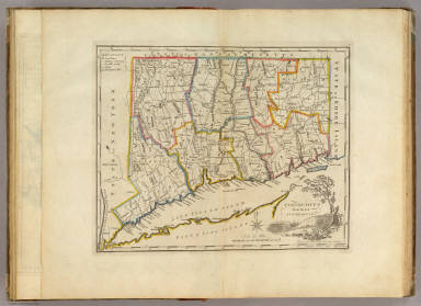 Connecticut. / Carey, Mathew / 1814