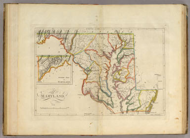 Maryland. / Carey, Mathew / 1814