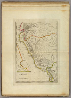 Peru. / Carey, Mathew / 1814