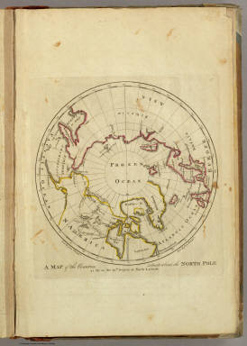 North Pole countries. / Carey, Mathew / 1814