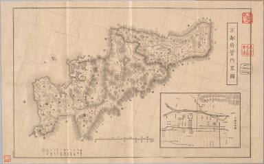 Kyoto-fu kannai ryakuz. after 1868