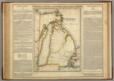 Map Of Michigan Territory. / Carey, H. C. ; Lea, I. / 1822 Zoomable Map Of Michigan on largest inland lake in michigan, all cities in michigan, shape of michigan, silver lake michigan, northern michigan, lower peninsula of michigan, allenton michigan, branch county michigan, lansing michigan, troy michigan, major cities in michigan, thumb of michigan, state parks upper peninsula michigan, ellsworth michigan, tawas point lighthouse michigan, wildlife of michigan, saginaw michigan, people of michigan, battle creek michigan, white lake michigan,