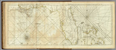 Coast Of West Florida and Louisiana...with the Bahama Islands. / Jefferys, Thomas / 1776
