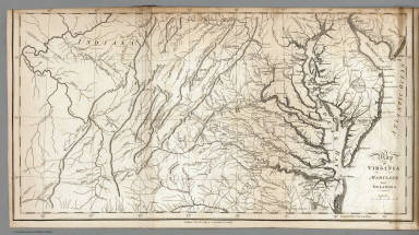 Virginia, Maryland and Delaware. / Morse, Jedidiah / 1794