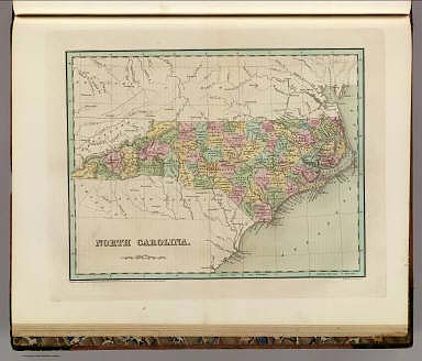 North Carolina. / Bradford, Thomas G. / 1838