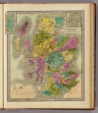Scotland. / Greenleaf, Jeremiah / 1840