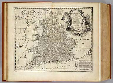 South Britain, or England and Wales. / Bowen, Emanuel / 1747