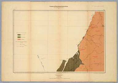 Province of Nova Scotia (Island of Cape Breton). Sheet no. 6. / Geological Survey of Canada ; Fletcher, Hugh. / 1884