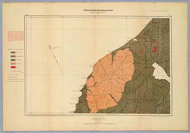 Province of Nova Scotia (Island of Cape Breton). Geological and Natural History Survey of Canada. Alfred R.C. Selwyn, LL.D., F.R.S. &c. Director. 1884. The Burland Lith. Company Montreal. Compiled and drawn by Hugh Fletcher, from plans made by the Admiralty, the Department of Crown Lands, Nova Scotia, and the Geological Survey. To illustrate Reports by Hugh Fletcher, 1879 to 1884. Sheet no. 14.