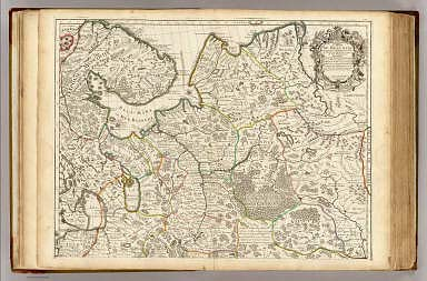 Moscovie  (nord) / Lisle, Guillaume de, 1675-1726 / 1706
