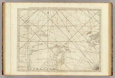 The coast of Yucatan from Campeche to Bahia del Ascension, with the west end of Cuba. By Thos. Jefferys, Geographer to His Majesty. London, printed for Robt. Sayer, Map & Printseller, no. 53 Fleet Street, as the Act directs 20th. Feby. 1775.