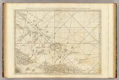 The Windward Passage, with the several passages, from the east end of Cuba, and the north part of St. Domingo. By Thos. Jefferys, Geographer to his Majesty. London, printed for Robt. Sayer, Map & Printseller, no. 53 Fleet Street, as the Act directs 20th Feby. 1775.