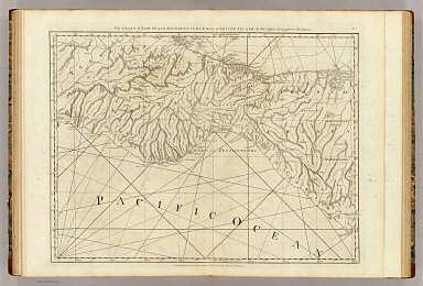 The Coast of New Spain from Neuva (i.e., Nueva) Vera Cruz to Triste Island. By Thos. Jeffreys, Geographer to His Majesty. London, printed for Robt. Sayer, Map & Printseller, no. 53 Fleet Street, as the Act directs 20th Feby. 1775.