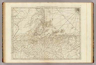 The Bay of Honduras. By Thos. Jeffreys, Geographer to His Majesty. London, printed for Robt. Sayer, Map & Printseller, no. 53 in Fleet Street, as the Act directs 20 Feby. 1775.