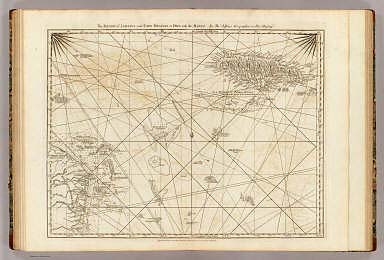 The island of Jamaica and Cape Gracias a Dios with the banks. By Thos. Jefferys, Geographer to His Majesty. London, printed for Robt. Sayer, Map and Printseller, no. 53 in Fleet Street, as the Act directs 20 Feby. 1775.